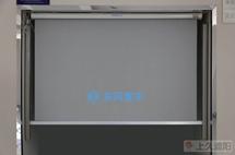 上久电动式遮阳帘JL-D(带框)