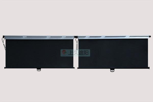 上久摇臂式遮阳帘JL-03B